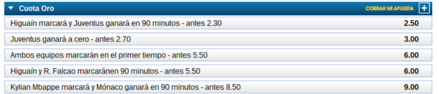 Apuestas Gratis William Hill Cuota Oro