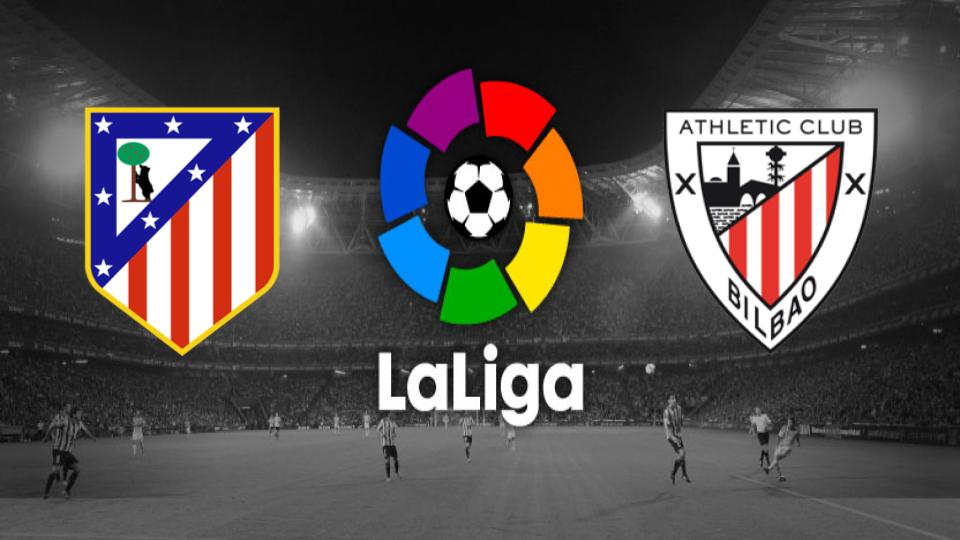 Atlético Madrid v Athletic