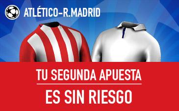 Atlético Madrid v Real Madrid Sportium Champions