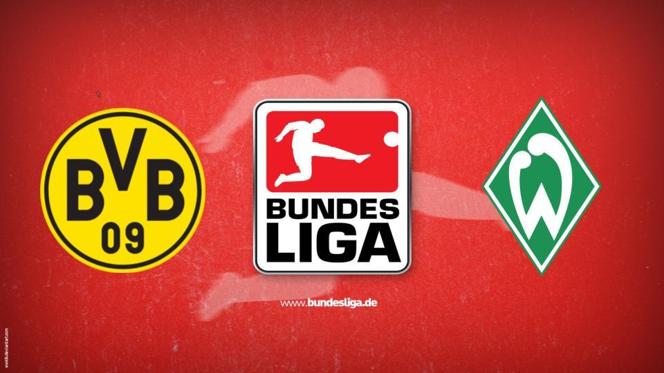 Borussia Dortmund v Werder Bremen