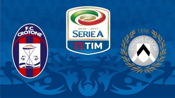 Crotone v Udinese Previa, Predicciones y Pronóstico