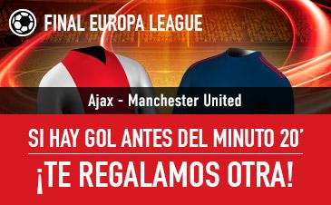 Final Europa League Oferta Sportium