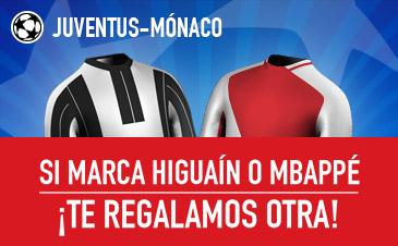 Juventus v Mónaco Sportium