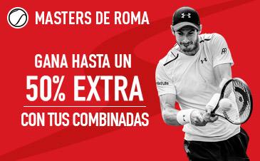 Masters Roma 2017 Sportium