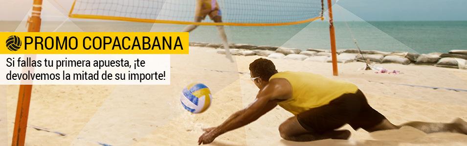 Promo Copacabana Bwin