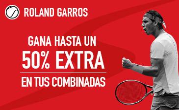 Roland Garros Sportium