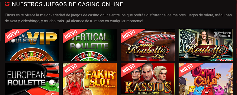 Circus Casino 2