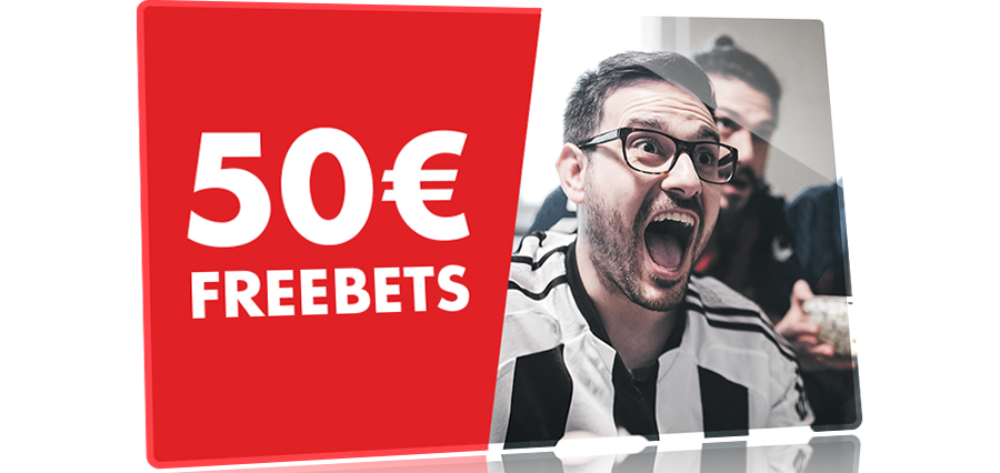 Circus freebet 50 euros