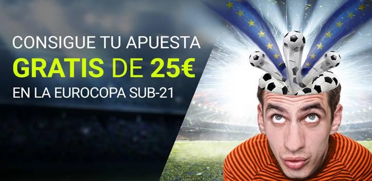 Eurocopa sub'21 Luckia