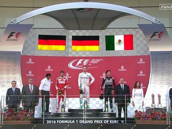 GP Azerbaiyan 2017