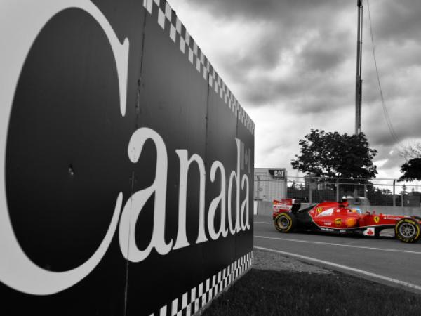 GP Canadá 2017 foto