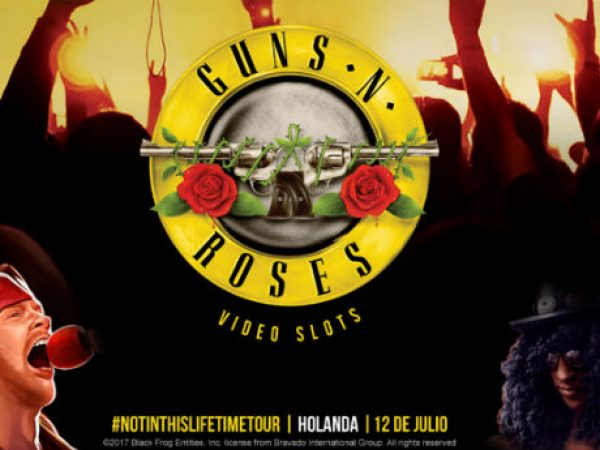 Guns n Roses Paf Casino