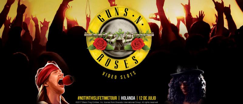 Guns n Roses Paf Casino