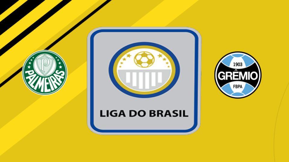 Palmeiras v Gremio