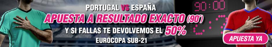Portugal sub'21 v Espana sub'21
