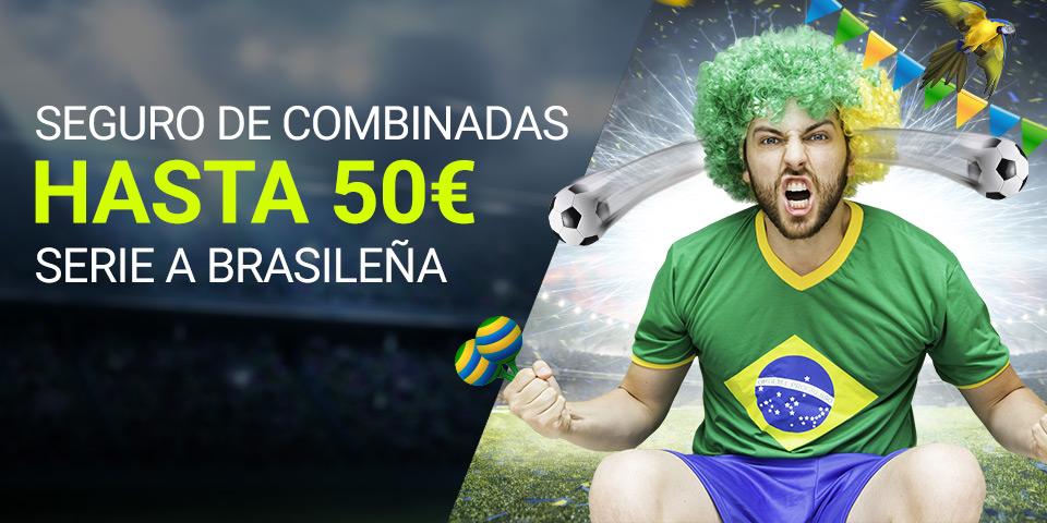 Serie A Brasil Luckia