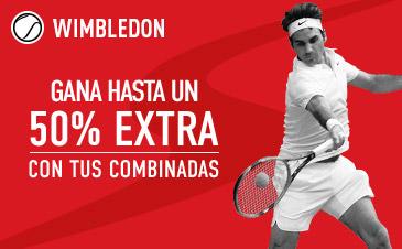 Wimbledon 2017 Sportium