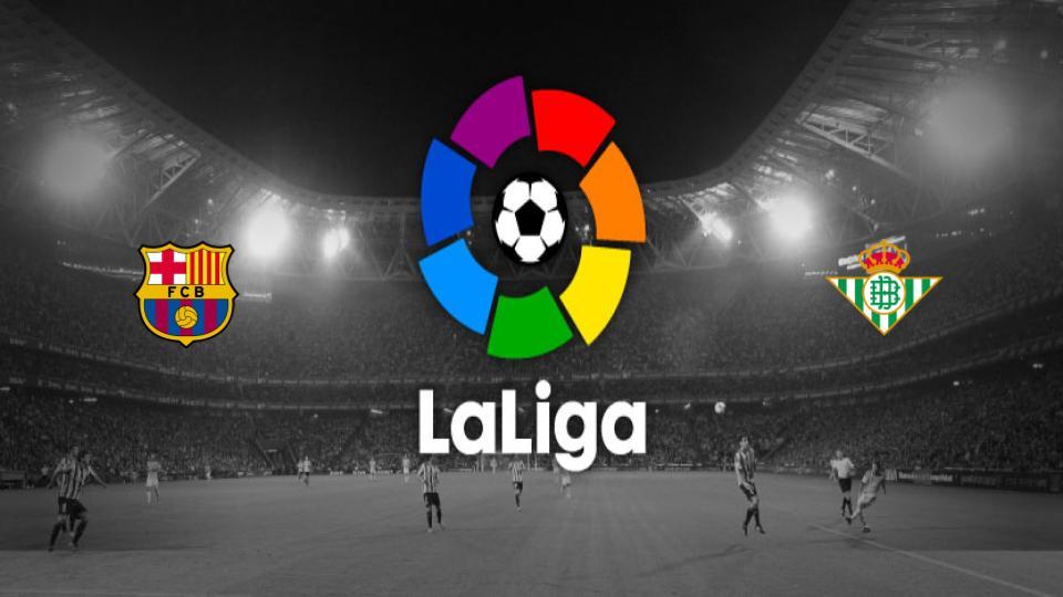 Barcelona v Betis