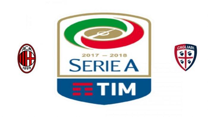 Milan vs Cagliari Previa, Predicciones y Pronóstico 25/08/2017