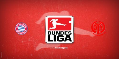 Bayern Munich v Mainz 05 Bundesliga