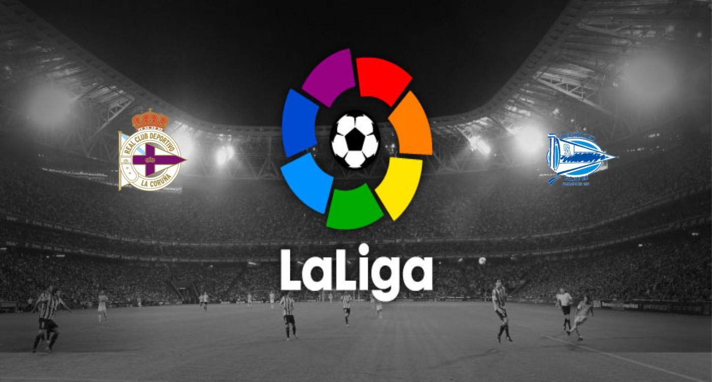 Deportivo de la Coruña v Alavés