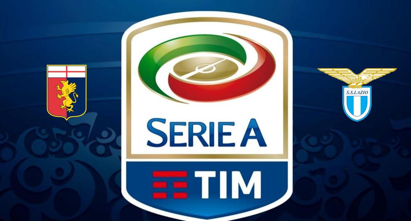 Genoa v Lazio