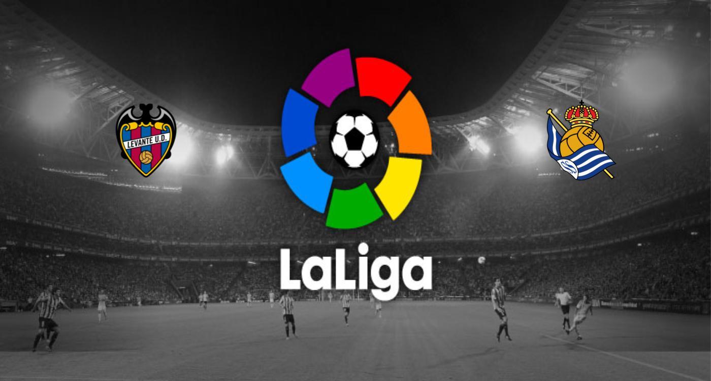 Levante v Real Sociedad