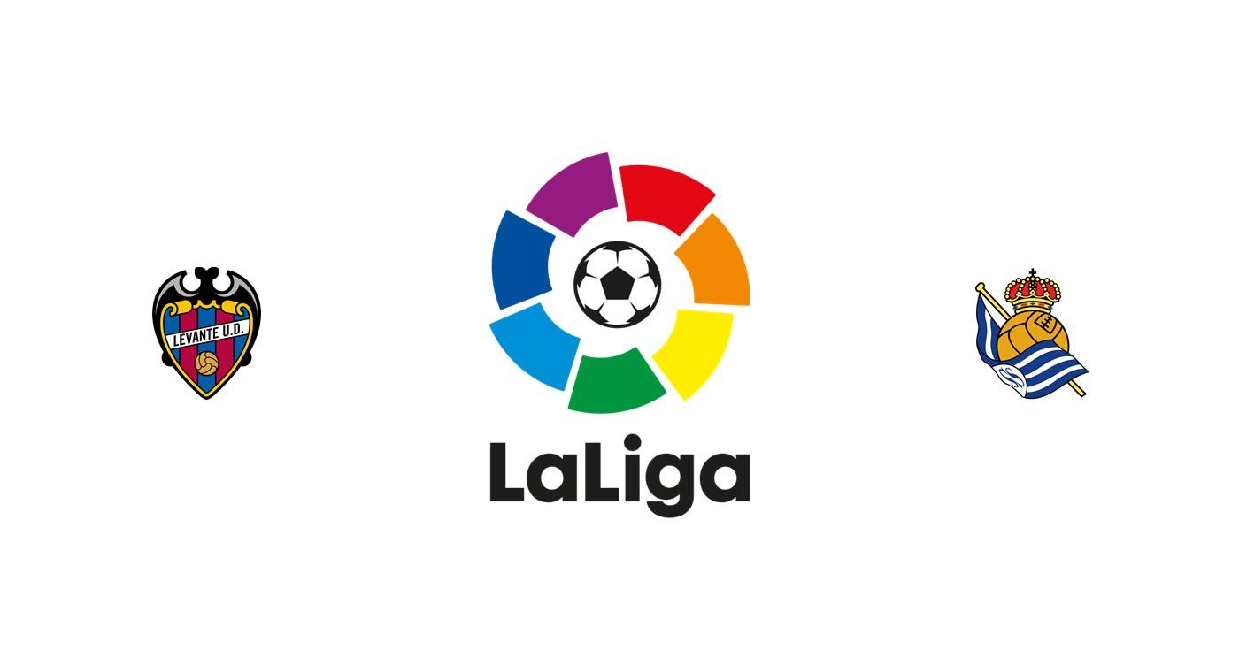 Levante vs Real Sociedad