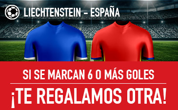 Liechtenstein v España Sportium