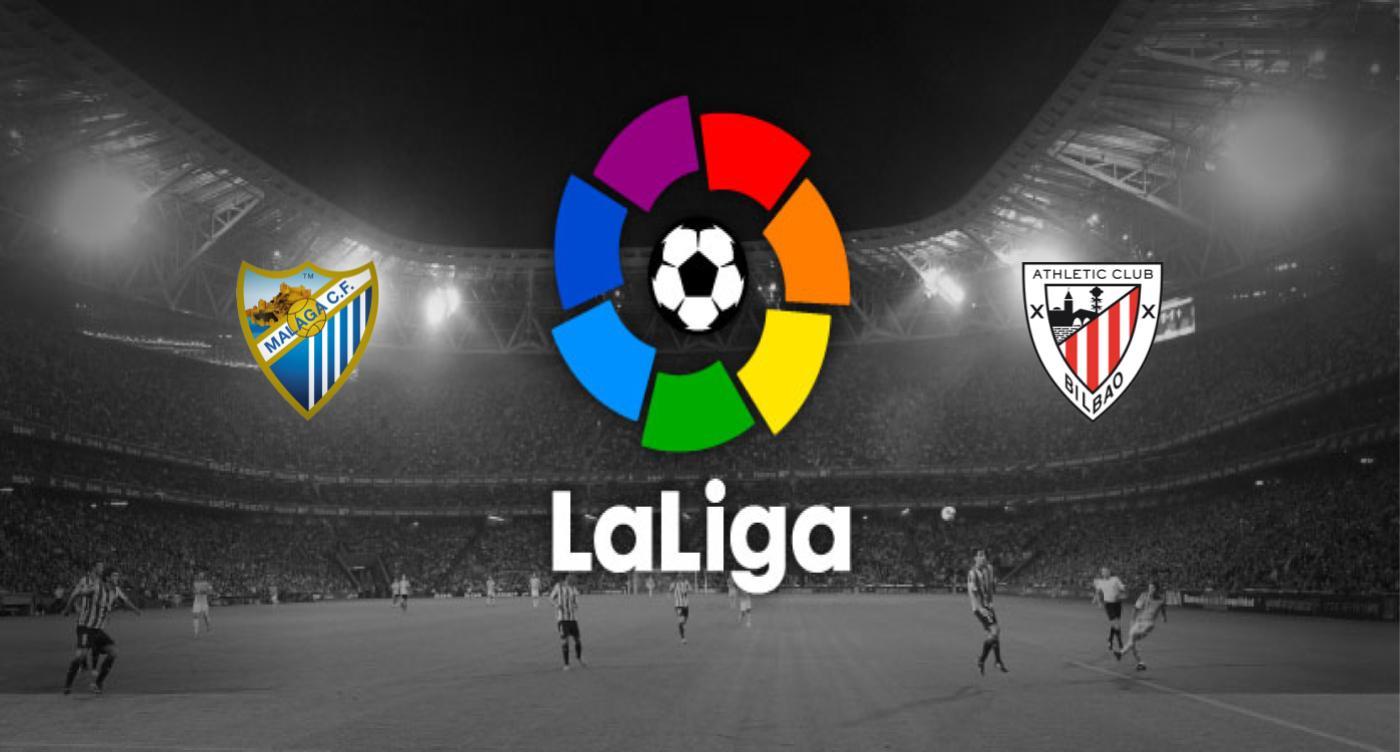 Málaga v Athletic Club