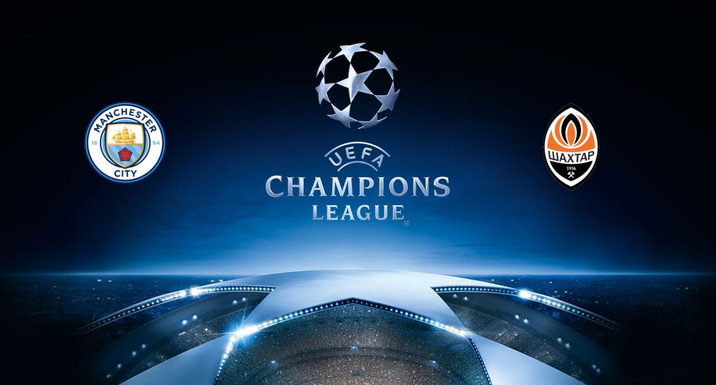 Manchester City v Shakhtar