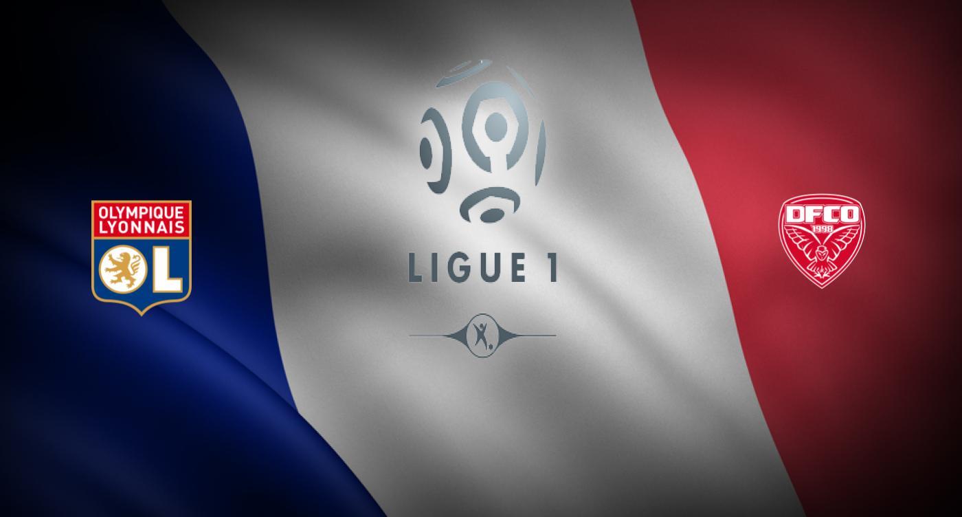 Olympique Lyon v Dijon