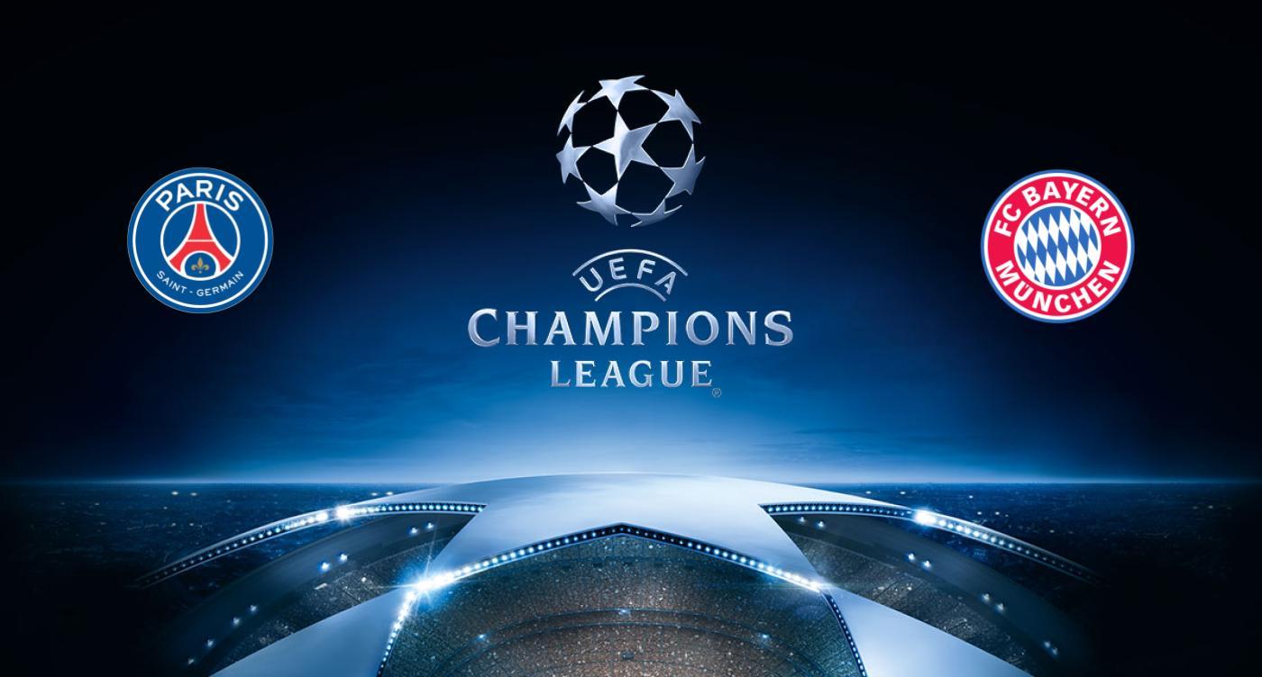 PSG v Bayern Munich