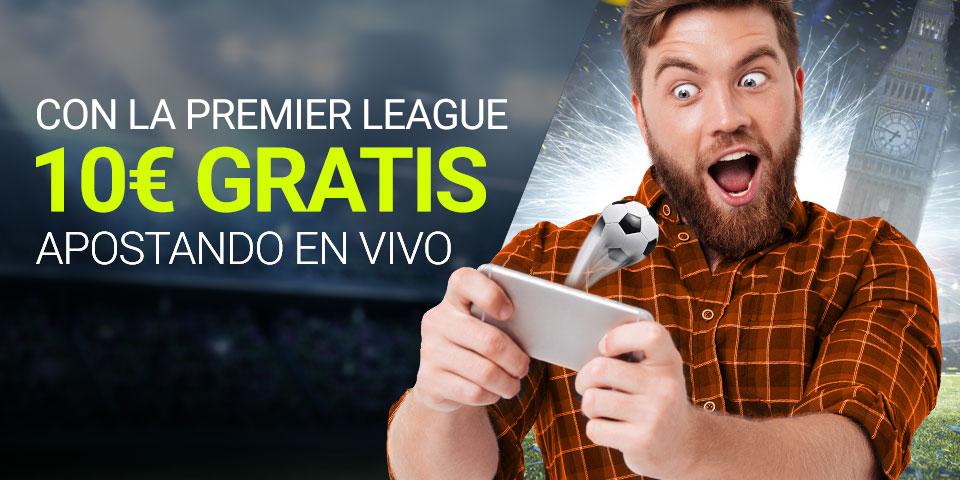 Premier League en vivo Luckia
