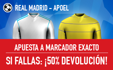Real Madrid v APOEL Sportium
