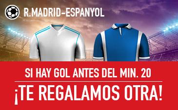 Real Madrid v Espanyol Sportium