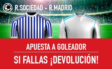 Real Sociedad v Real Madrid Sportium Of