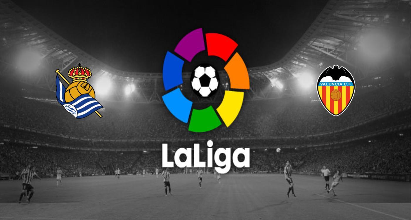 Real Sociedad v Valencia