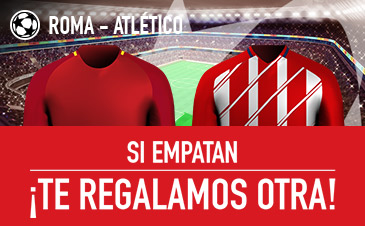 Roma v Atlético Madrid Sportium