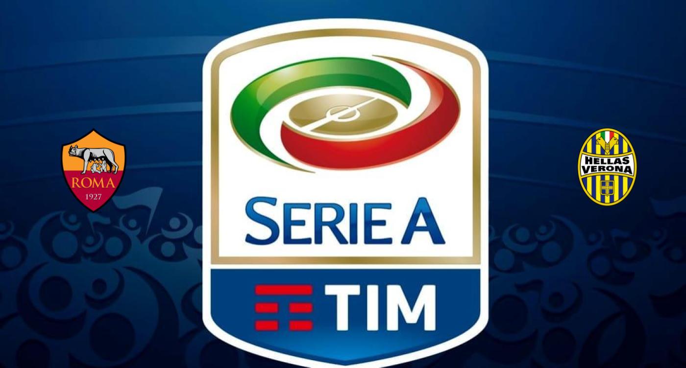 Roma v Hellas Verona