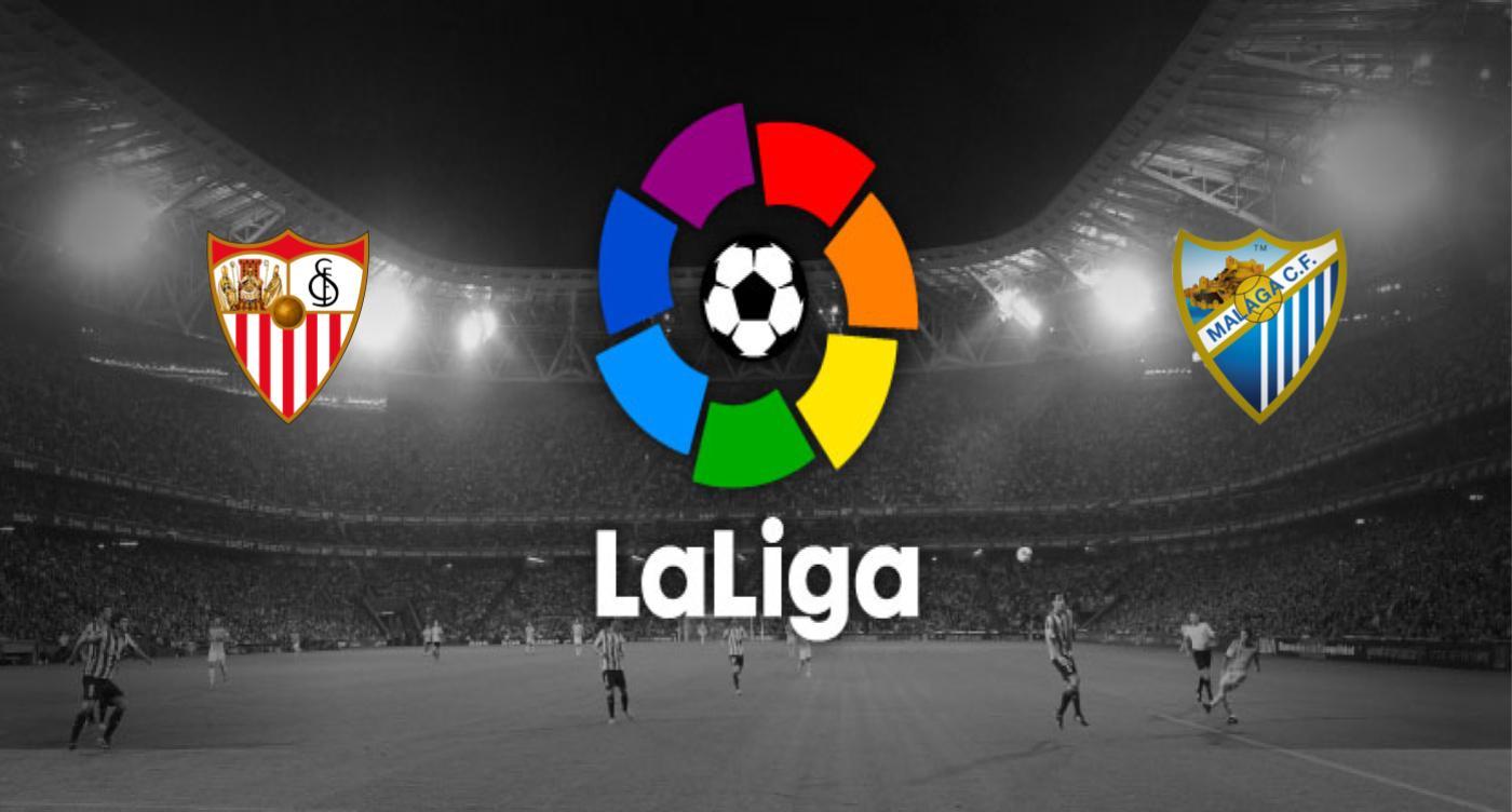 Sevilla v Málaga