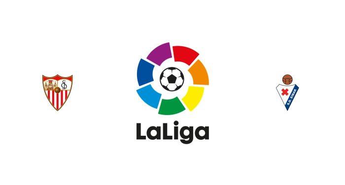 Sevilla v Eibar Previa, Predicciones y Pronóstico 09-09-2017