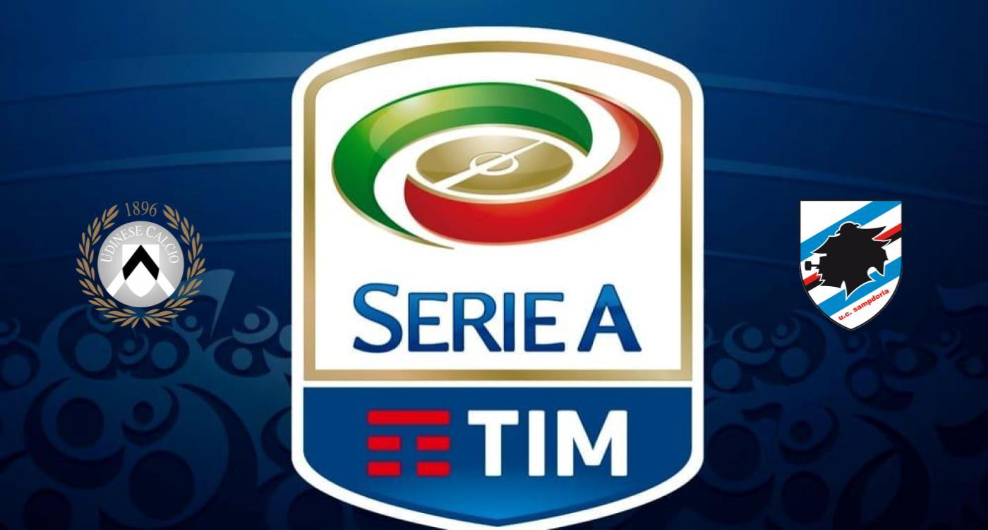 Udinese v Sampdoria
