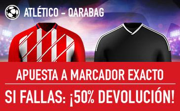 Atlético Madrid v Qarabag Sportium