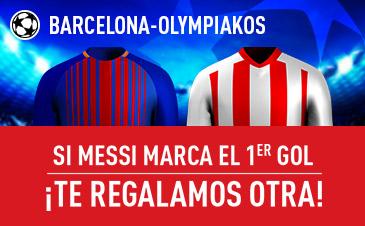 Barcelona v Olympiakos Sportium