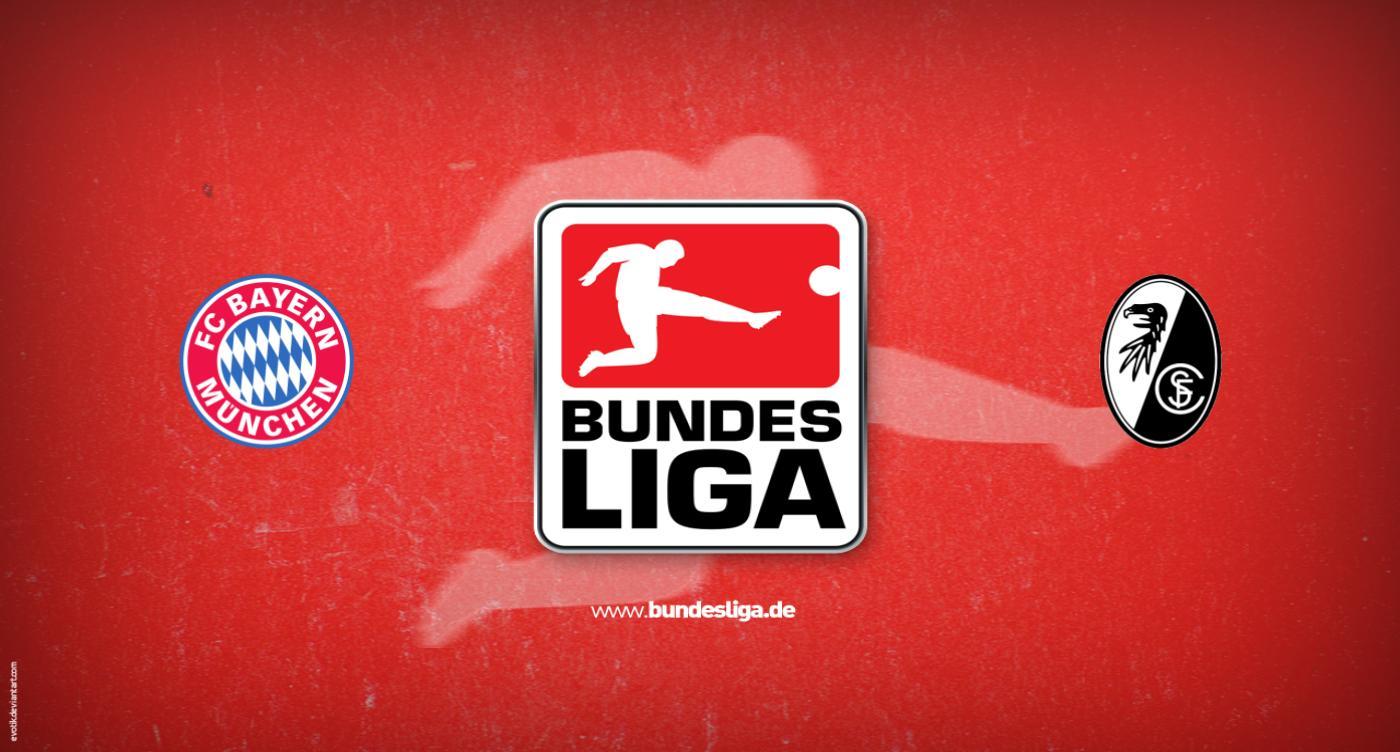 Bayern Munich v Friburgo