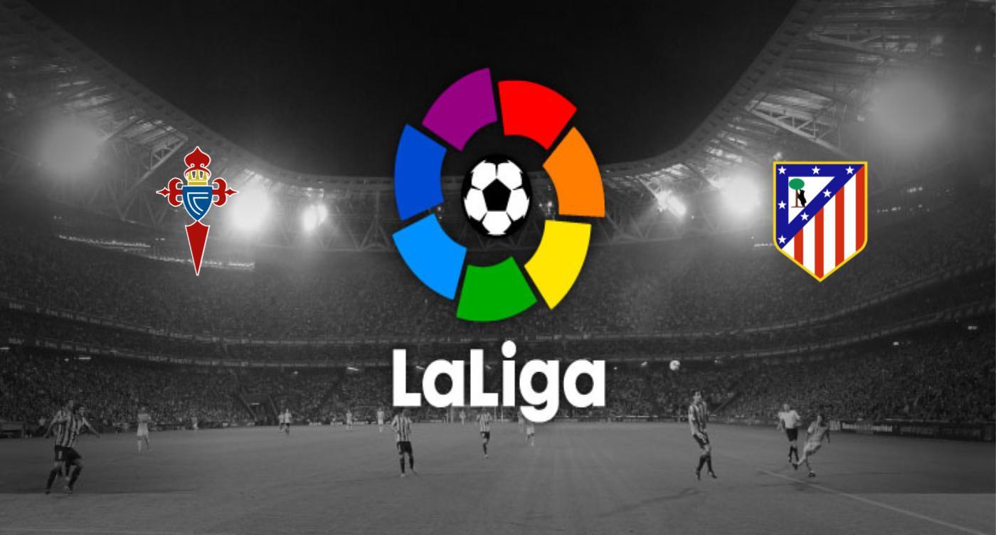 Celta v Atlético Madrid