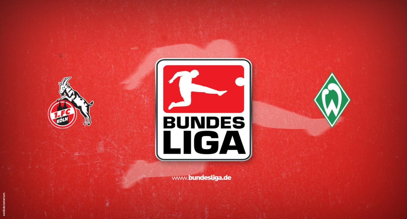 Colonia v Werder Bremen