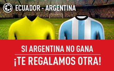 Ecuador v Argentina Sportium