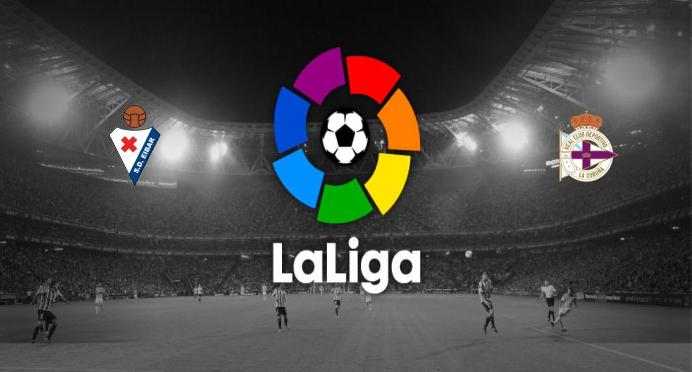 Eibar v Deportivo de la Coruña